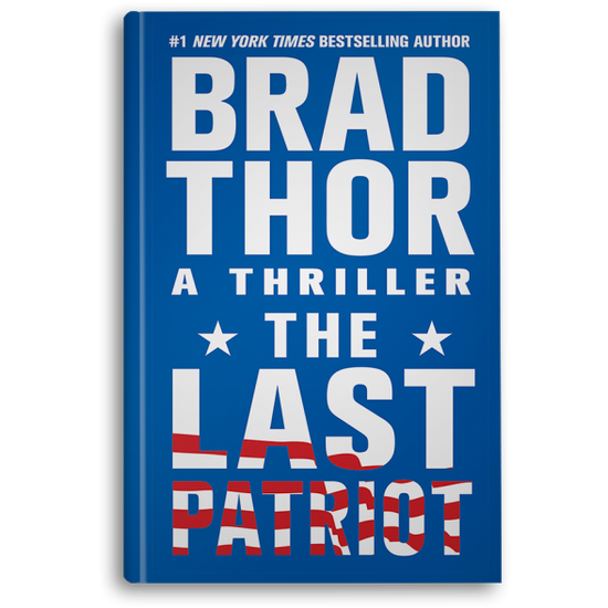 Image of The Last Patriot by Brad Thor