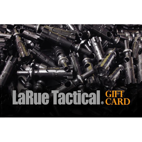 Image of LaRue Gift Card - Bolts