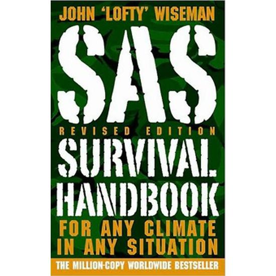 Image of Book - Survival - SAS Survival Handbook - John Wiseman