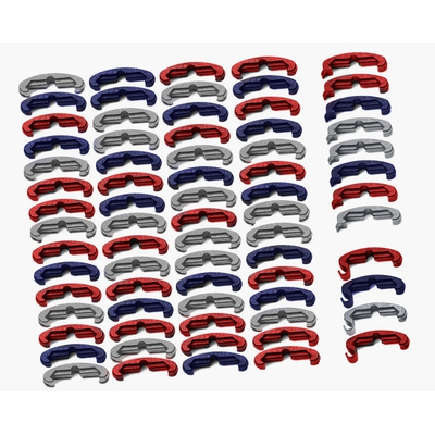 Image 1 of LaRue Patriot Index Clip Set (72 pcs)