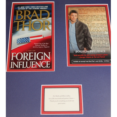 Image 2 of Book/ Foreign Influence by Brad Thor