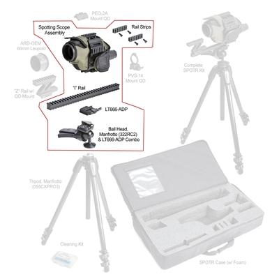 Image 1 of LaRue Tactical SPOTR - Basic Kit