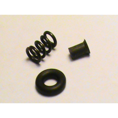 Image 2 of Extractor Upgrade kit/AR-15/Mil-Spec/Extra Power 5-Coil Extractor Spring, Extractor Insert and Viton O-Ring