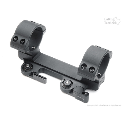 Image 1 of LaRue Tactical 20 MOA PSR Scope Mount QD, LT112