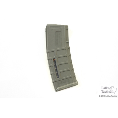 Image 2 of Magpul 30-Round CLEAR WINDOW PMAG® GEN M2 MOE