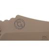 Image of Southern Grind Jackal Knives (FDE/FDE)