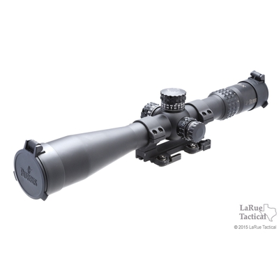 Image 1 of Burris XTR II 5-25x50 Riflescope with SCR Mil/MOA Reticle (34mm) with LaRue QD Mount