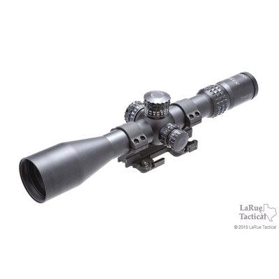 Image 1 of Burris XTR II 4-20x50 Riflescope with SCR Mil/MOA Reticle (34mm) with LaRue QD Mount