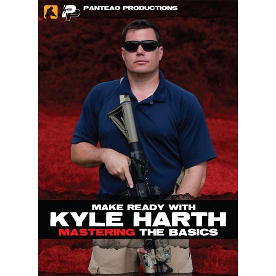 DVD/ Make Ready With Kyle Harth: Mastering The Basics