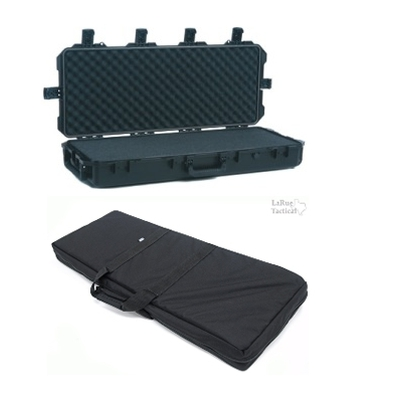 Image 2 of Storm iM3100 Hard Case and LaRue Soft Case Combo