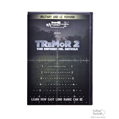 Image 1 of TReMoR 2 The Refined MIL Reticle - DVD