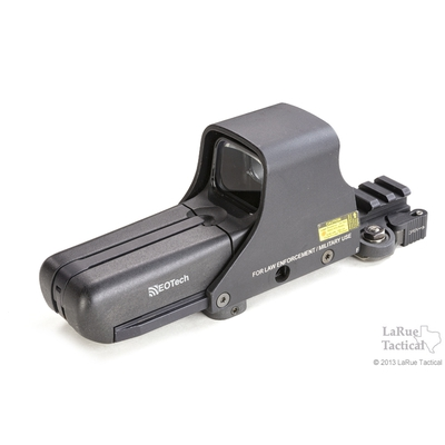 Image 1 of EOTech 552 w/ LaRue Tactical QD Mount LT110