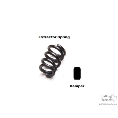 Image 1 of LaRue 7.62 Extractor Spring Set