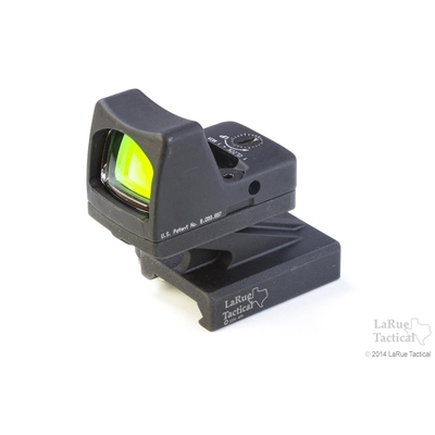 Image 1 of Trijicon RMR Type 2 LED and QD Mount Combo