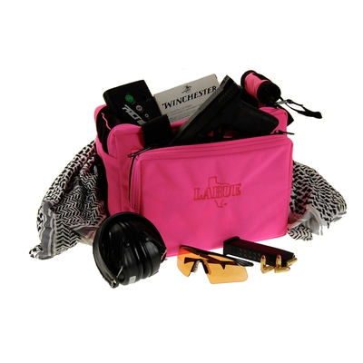 Image 1 of LaRue Range Bag Pro Shooter's Bag PSRB-13 PINK with logo