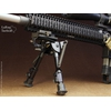 Image of Harris Bipod BR-S and LaRue Tactical LT130 QD Mount