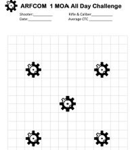 photograph about Printable Sniper Targets referred to as Downloads - LaRue Tactical