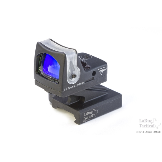 Image of Trijicon RMR RM05G Dual Illuminated Green and QD Mount Combo