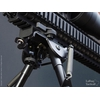 Image of Harris Bipod LM and LaRue Tactical LT130 QD Mount