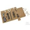 Image of PredatOBR Toolbox Rollup Bag Combo
