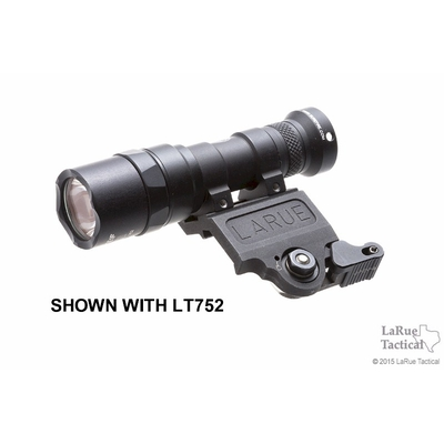 Image 2 of SureFire Mini Scout Light M300C (no Tapeswitch) with LaRue Mount