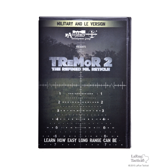 Image of TReMoR 2 The Refined MIL Reticle - DVD