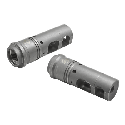 Image 1 of Surefire 5.56 SFMB-556-1/2-28 Muzzle Brake/Adapter