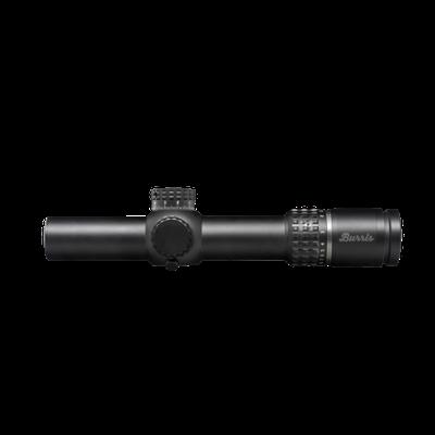 Image 2 of Burris XRT II 1-8x24mm Scope w/ Ballistic Circle Dot Reticle and LT104 Mount