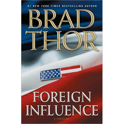 Image 1 of Book/ Foreign Influence by Brad Thor