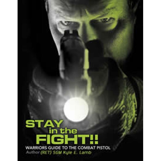 Image of Book - Stay in the Fight!! Combat Pistol