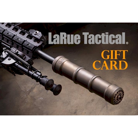 Image of  LaRue Gift Card - Tranquilo
