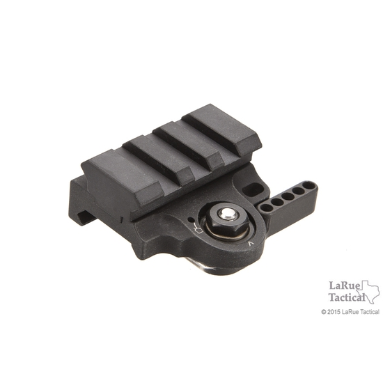 Image of LaRue Tactical LT271 and Bottom Rail