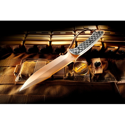Image 1 of Knife/Spartan Horkos Combat Utility Knife