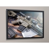 Image of LaRue Tactical Framed Rifle Poster 18x24