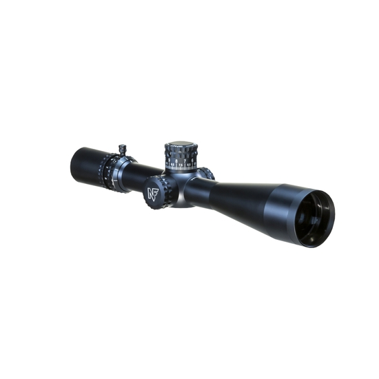 Image of NightForce 5-25×56 ATACR F1 Riflescope and QD Mount