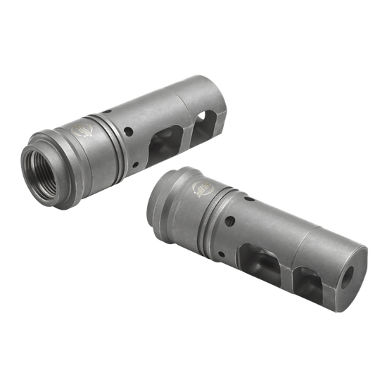 Image of Surefire 5.56 SFMB-556-1/2-28 Muzzle Brake/Adapter