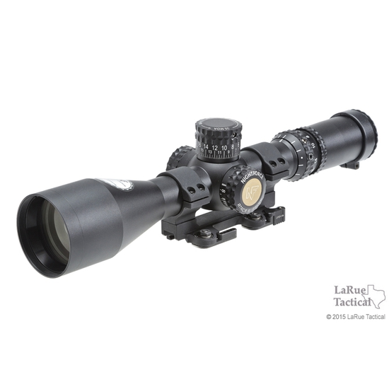 Image of NightForce 5-25×56 ATACR and QD Mount