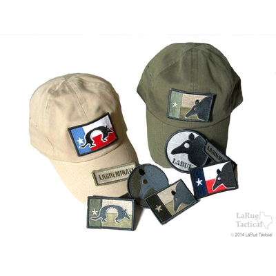 Image 1 of Hat / LaRue Tactical Cap with Velcro Patch Front