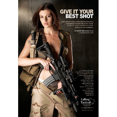 Image 1 of LaRue Tactical GWG Poster LT-Poster1
