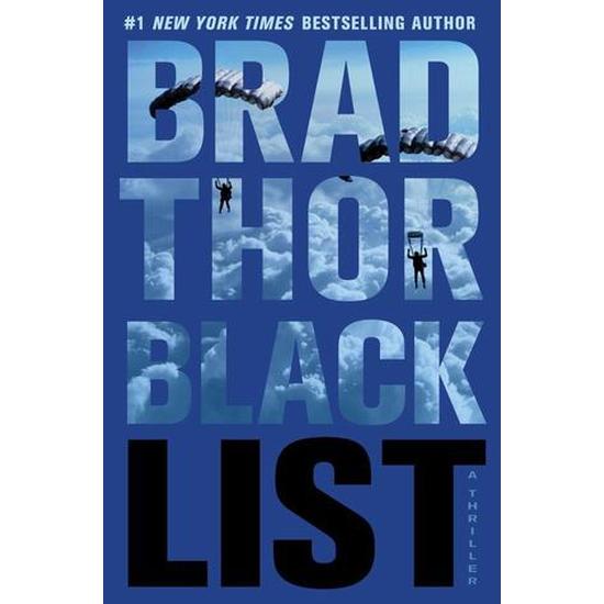 Image of Book/ Black List by Brad Thor