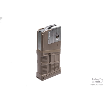 Image 1 of Lancer L7 Advanced Warfighter Magazine, 20 Round, Flat Dark Earth for 7.62mmX51