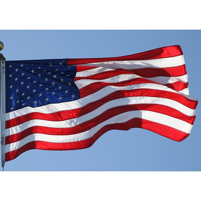 Image 1 of United States of America Flag